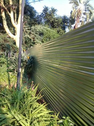 25. Temp Hoarding fence