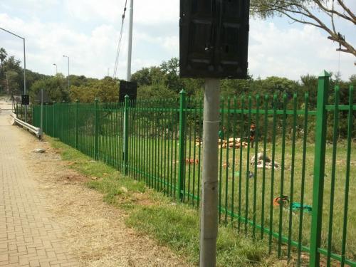 9. Green Palisade